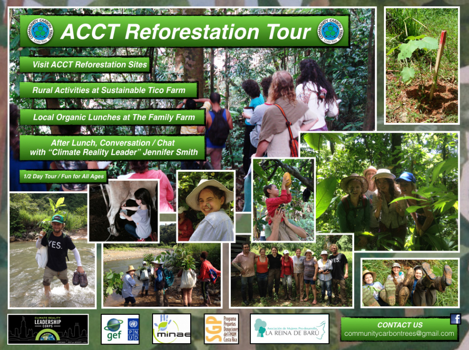 Reforestation Tour